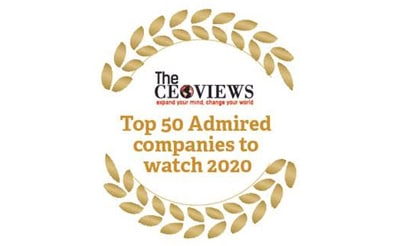 Top 50 admired companies to watch 2020